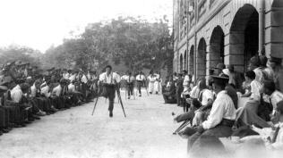 Lábadozó veranda, Cottonera hospital