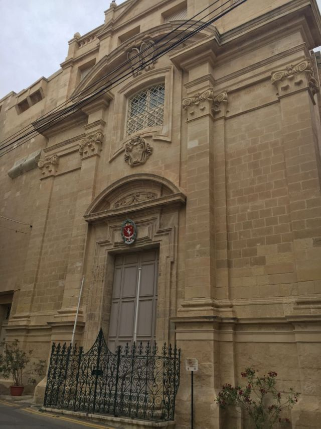 Málta IMG_5251 Zsu - Három város, Birgu, Sta Anna