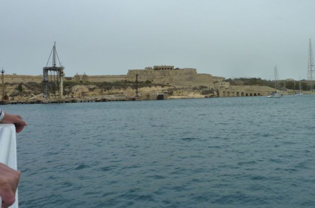 Málta P1670745 Ricasoli erőd, Rinella Bay- Grand Harbour