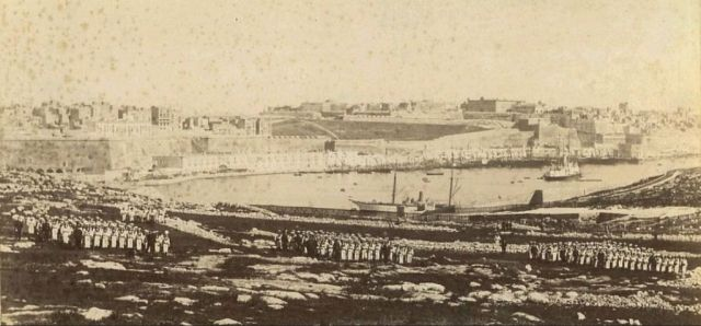 RN Sailor training at Malta 1882 by Frank Lea-Ellis photostream