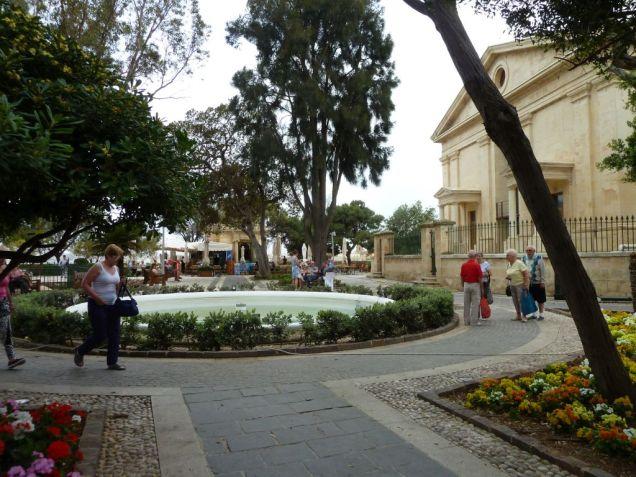 Málta P1670342 Valletta, Felső Barakka