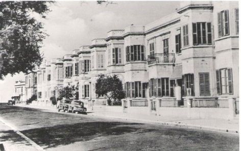 Edwardian houses, Tower Road, Sliema