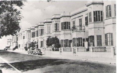 Edwardian houses, Tower Road, Sliema
