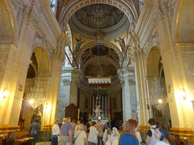 Gozo P1690510 Cittadella, katedrális