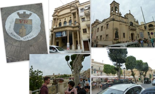 Gozo - Victoria, kollázs