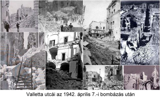 II VH, Valletta 1942 április 7-8