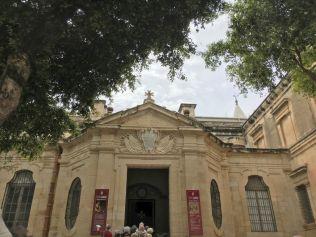 Málta IMG_4621 Zsu - Valletta Szt. János társkatedrális