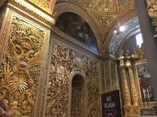 Málta IMG_4622 Zsu - Valletta Szt. János társkatedrális Német kápolna