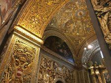 Málta IMG_4623 Zsu - Valletta Szt. János társkatedrális Német kápolna