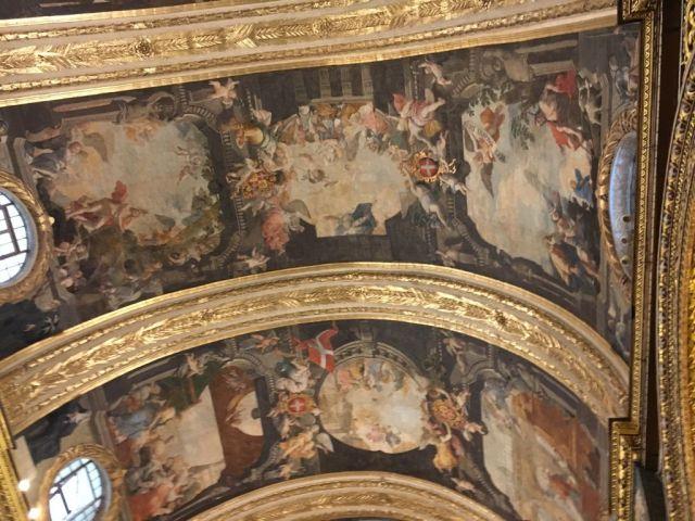 Málta IMG_4625 Zsu - Valletta Szt. János társkatedrális