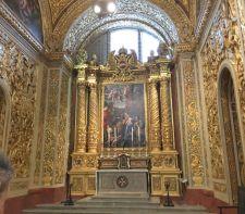 Málta IMG_4627 Zsu - Valletta Szt. János társkatedrális, Német kápolna