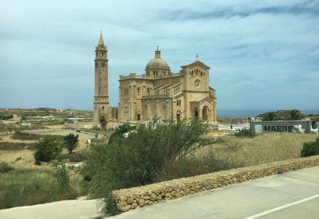 Málta IMG_5410 Zsu - Gozo Ta' Pinu