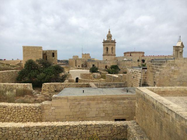 Málta IMG_5546 Zsu - Gozo, Cittadella