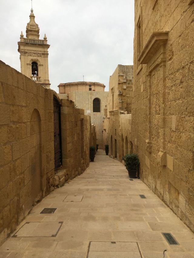 Málta IMG_5568 Zsu - Gozo, Cittadella