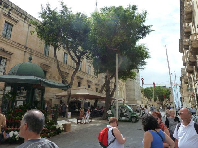Málta P1670397 Valletta, Triq San Gwann
