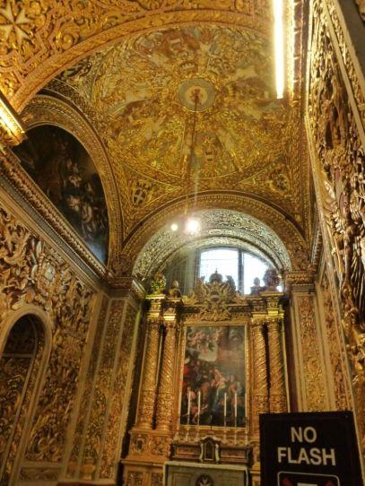 Málta P1670415 Valletta Szt. János társkatedrális, Német nyelv kápolnája
