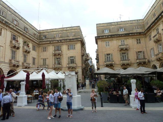 Málta P1670450 Valletta, Misrah San Gwann