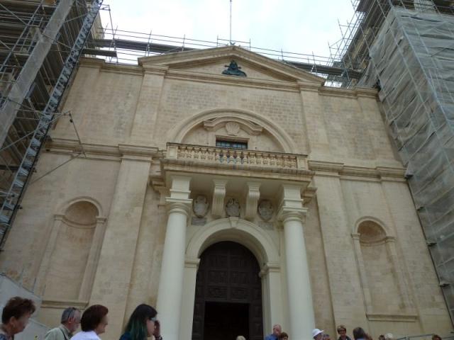 Málta P1670451 Valletta, Szt. János társkatedrális
