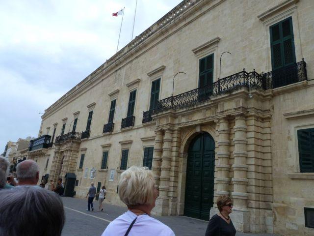Málta P1670469 Valletta, Nagymesteri palota