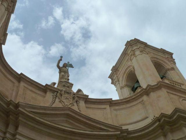 Málta P1670504 Valletta, St. Dominic tmpl