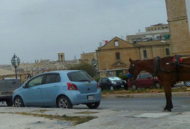 Málta P1670516 Valletta, St Elmo- Sacra Infermeria