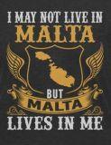 Nem élek Máltán, de Málta bennem él