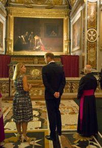 Prince William visit 2014.09.21.