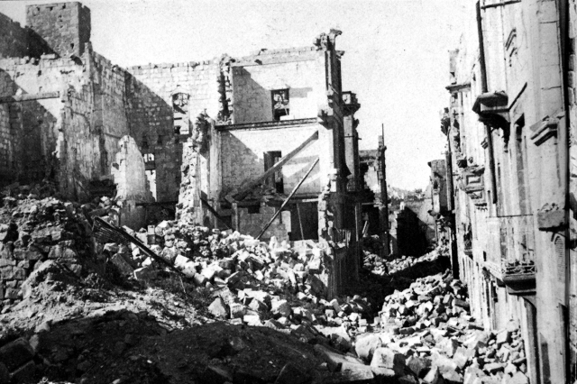 senglea-jan41, after the raid