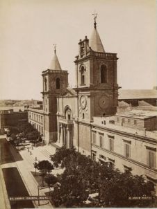 St. John co cathedral 1870