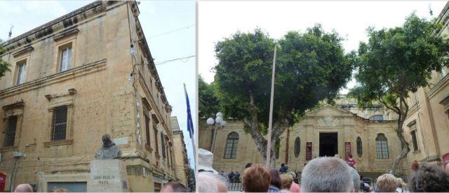 Valletta, Great Siege sq.-kollázs