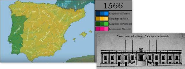 Valletta, ibériai nyelvek