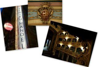Valletta - Manoel színház, 2.