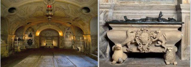 Valletta, St. John kripta -kollázs