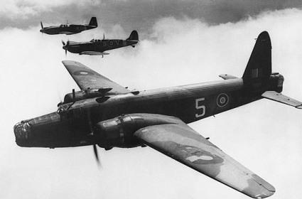wellington-bombers attack tripoli