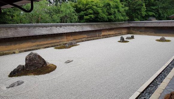 Kiotó Ryoan ji templom