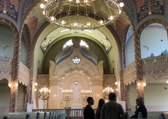 Szabadka IMG_4953 Új zsinagóga