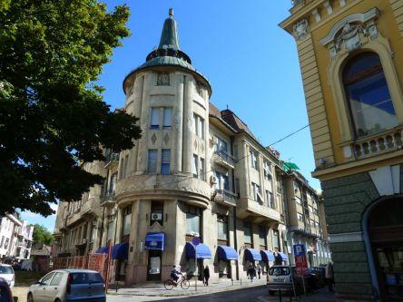 Szabadka P1760896 Szabadság tér, Városi bérpalota