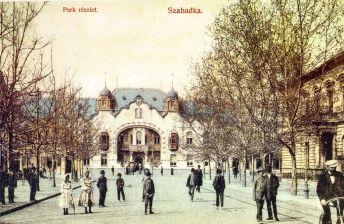 Park részlet