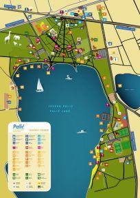 palics térkép , napred-prew-1