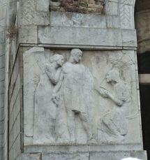 Budafok P1780836, Mauzóleum, Damkó József- életvándor