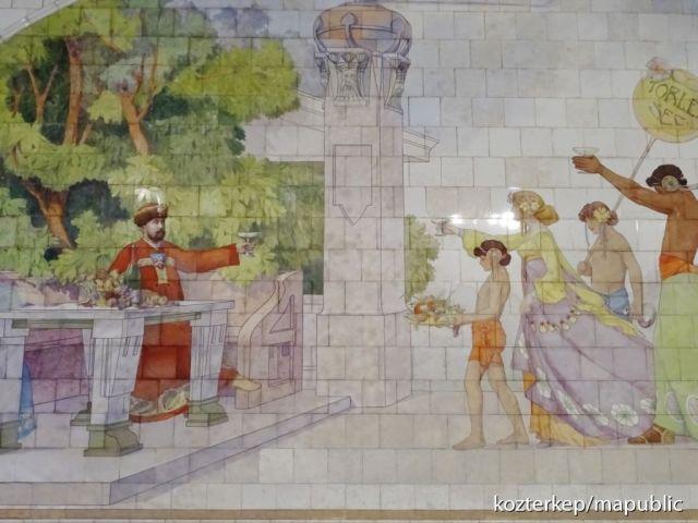 Törley József köszöntése - Darilek Henrik, 1904- Törley gyüjtemény és látogatási központ