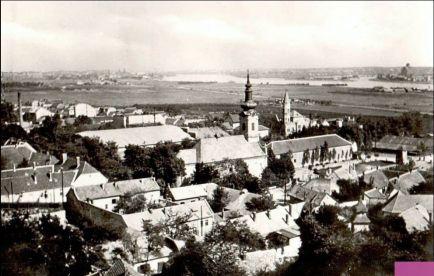Budafok, Dunaág 1950