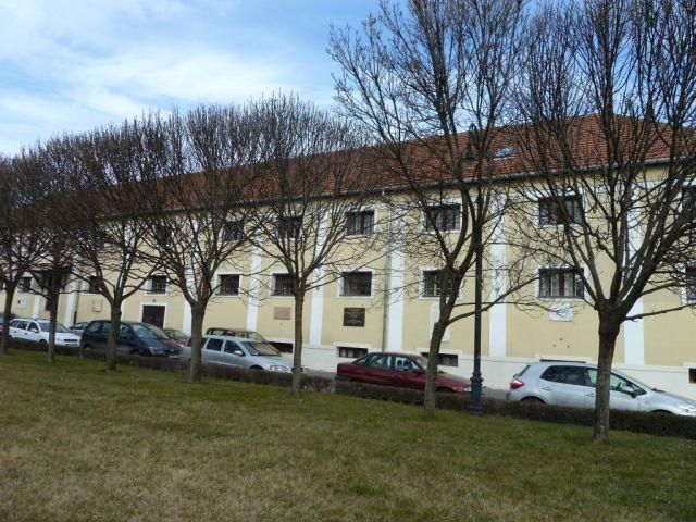 Budafok P1780730 Savoyai, gazdasági épület