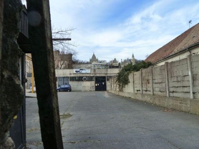Budafok P1780739 gokart pálya, Törley kastély
