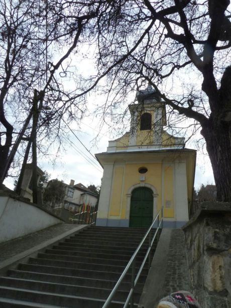 Budafok P1780896 Szt,Péter-Pál kápolna