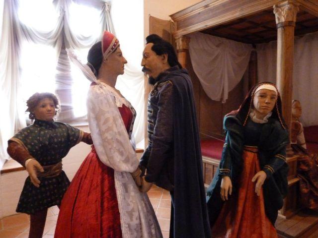 P1740633 Nyírbátor, Báthori Erzsébet- Nádasdy Tamás esküvő