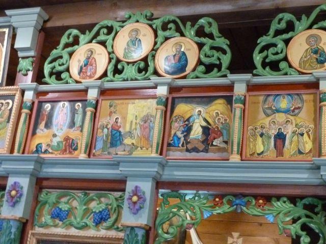 P1740544 Máriapócs ikonosztázion, apostolok