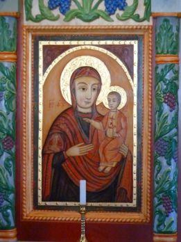 P1740552 Máriapócs Istenszülő ikon