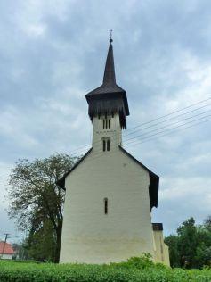 P1750119 Csaroda, református templom, nyugati homlokzat