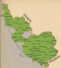 Tiszahát Szatmár-Beregi térség, tkp